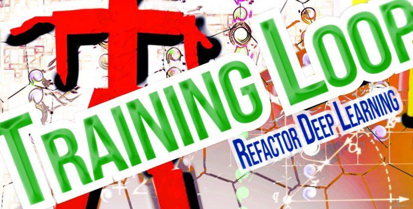 CNN Training Loop Refactoring