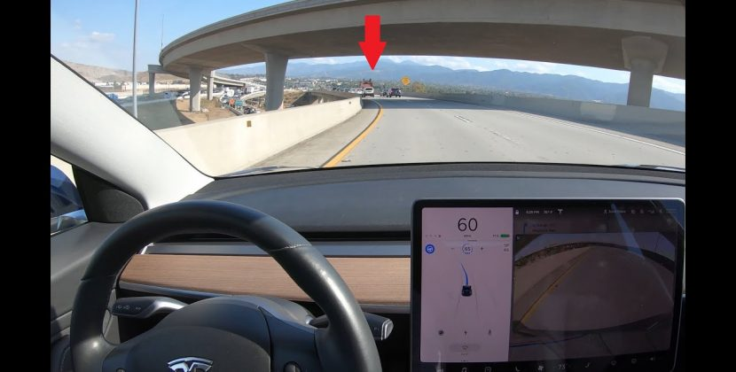 Tesla Autopilot Not Detecting Stopped Traffic on Highway