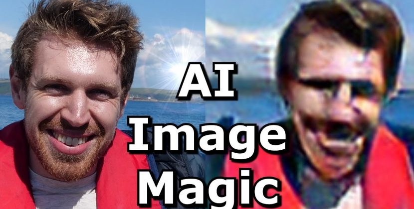 Using AI to Make Pictures Better