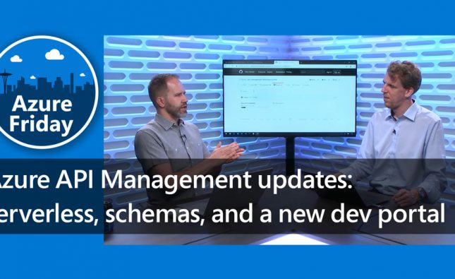Azure API Management Updates