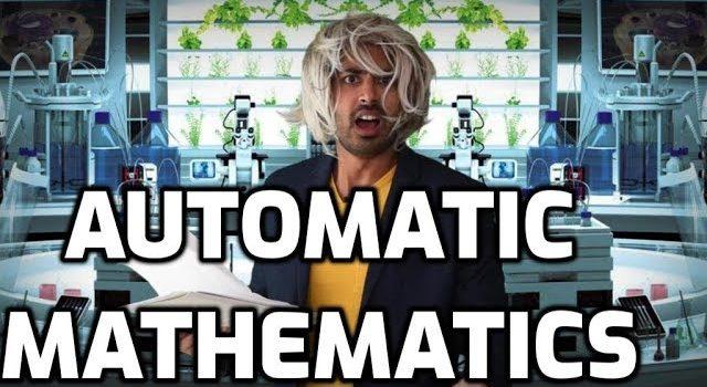 Automatic Mathematics