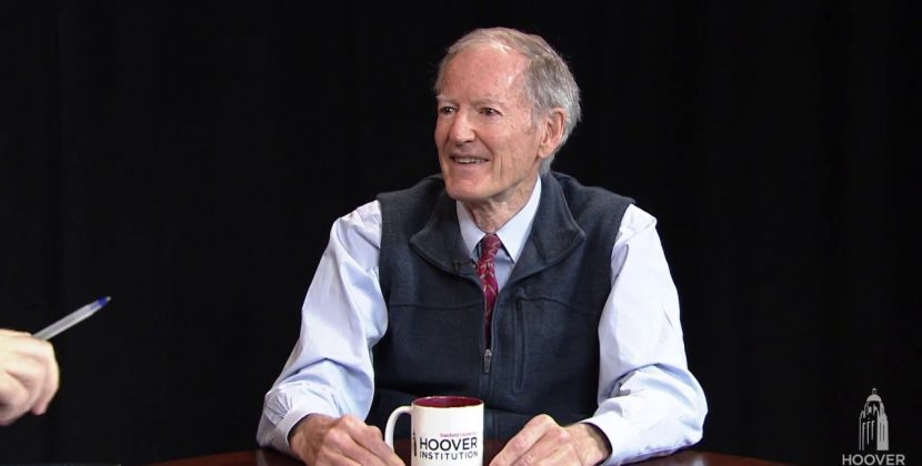 George Gilder on Why Blockchain is the Future