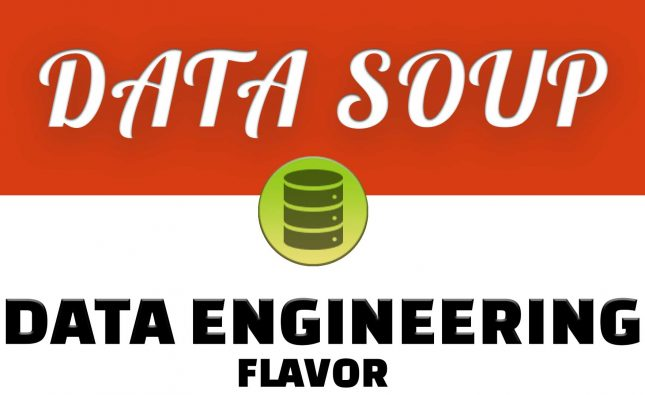 Announcing the Data Soup Virtual Summit