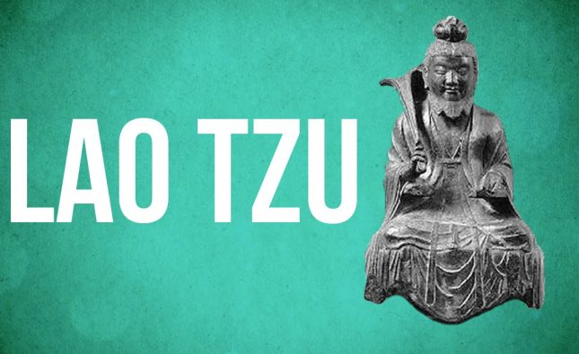 Philosophy Friday – Lao Tzu