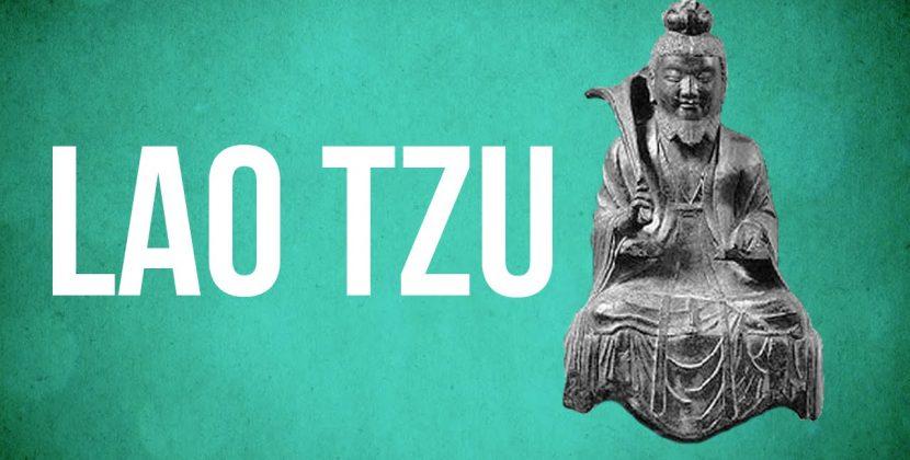 Philosophy Friday – Lao Tzu