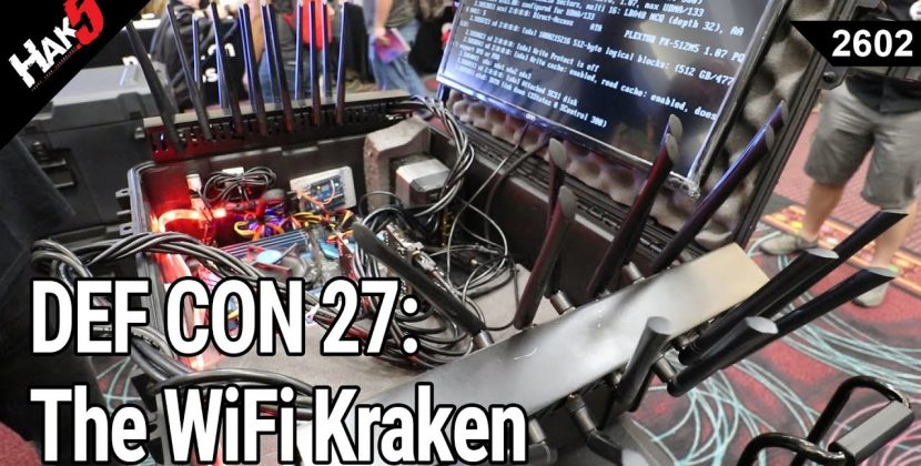 A Look at the WiFi Kraken