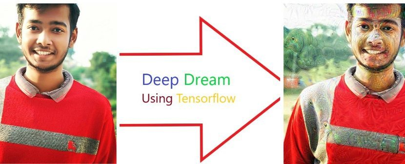 Exploring Deep Dream using Tensorflow 2.0
