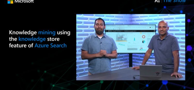 Knowledge Mining Using the Knowledge Store Feature of Azure Search