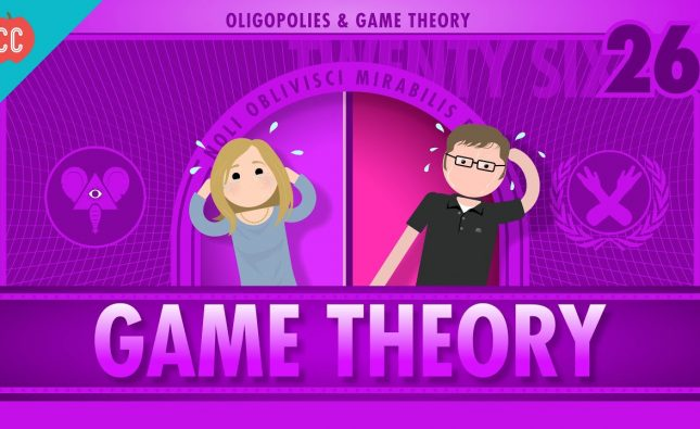 Game Theory and Oligopoly