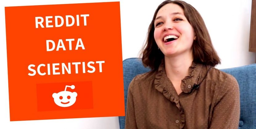 Real Talk with Reddit Data Scientist