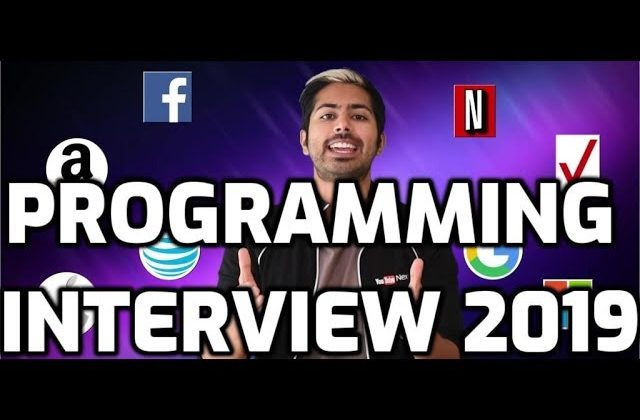 How to Succeed in Any Programming Interview 2019