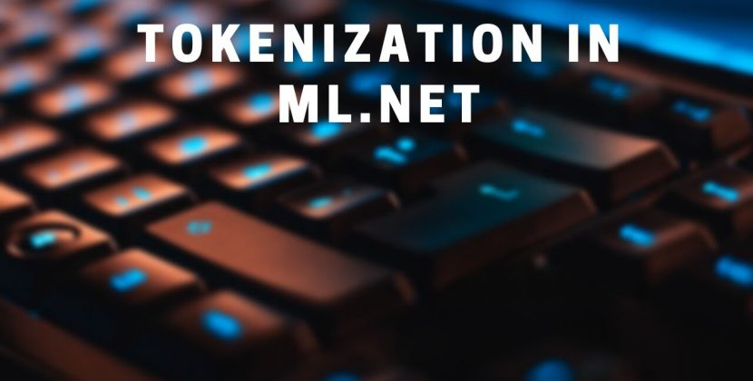 Natural Language Processing in ML.NET