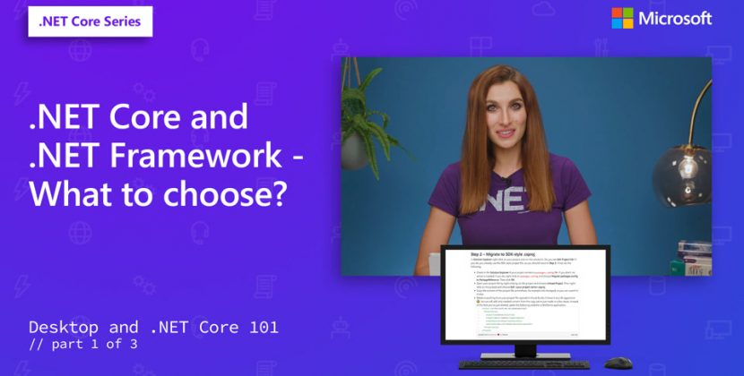 .NET Core and .NET Framework – Which to Choose?