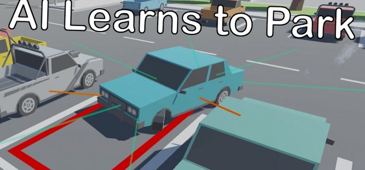 AI Learns to Park with Deep Reinforcement Learning