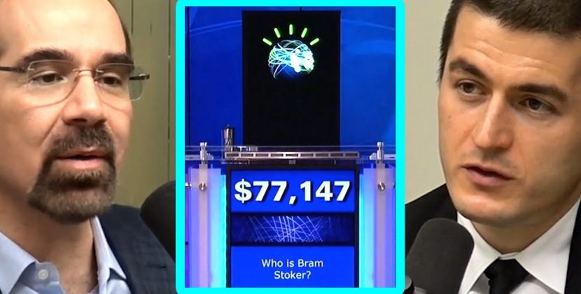 The Story of IBM Watson Winning in Jeopardy with David Ferrucci