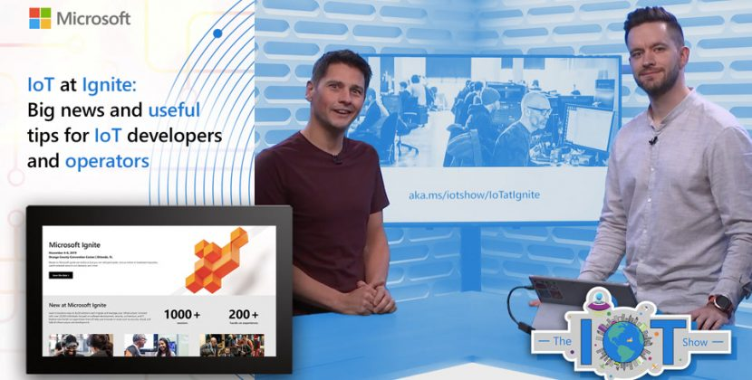 Big News and Useful Tips for IoT Developers and Operators