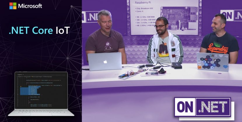 IoT support for .NET Core