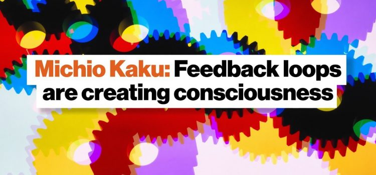 Michio Kaku on How Feedback Loops Create Consciousness