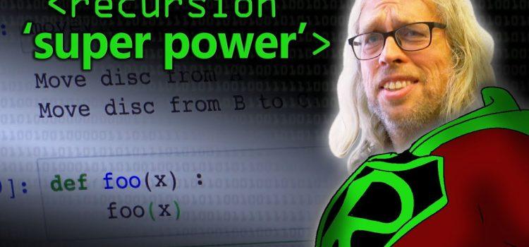 Recursion 'Super Power' in Python
