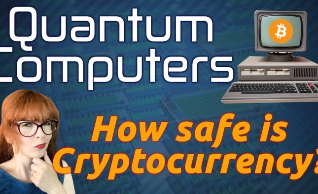 Will Quantum Computers Break Cryptography and CryptoCurrencies?