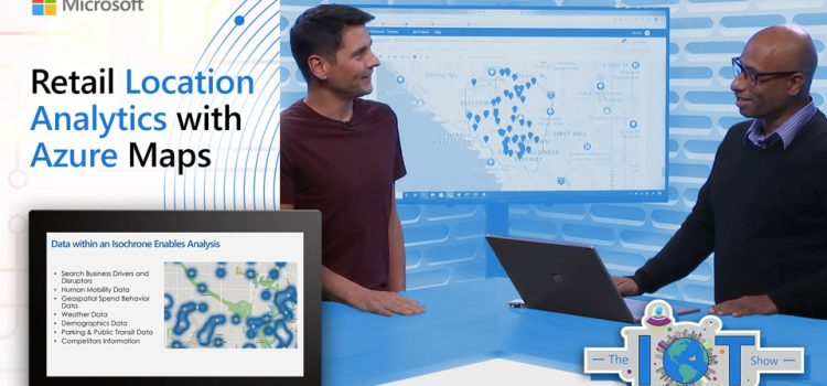 Retail Location Analytics with Azure Maps