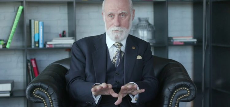 Vint Cerf Talks The Future Of The Internet