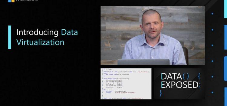 Introducing Data Virtualization