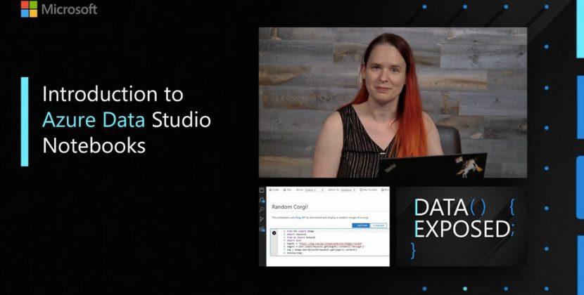 Introduction to Azure Data Studio Notebooks