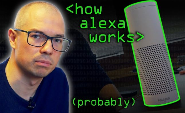 How Alexa Works (Probably!)