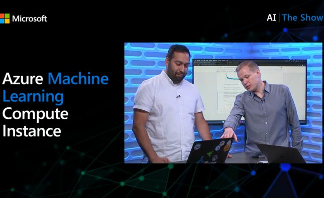 Azure Machine Learning Compute Instance