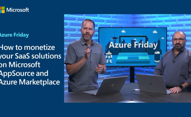 How to Monetize Your SaaS Solutions on Azure