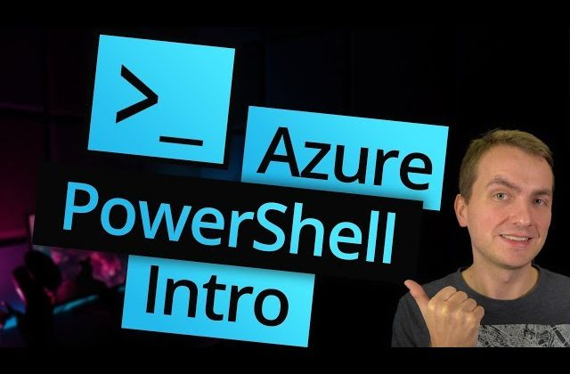 Azure PowerShell Introduction