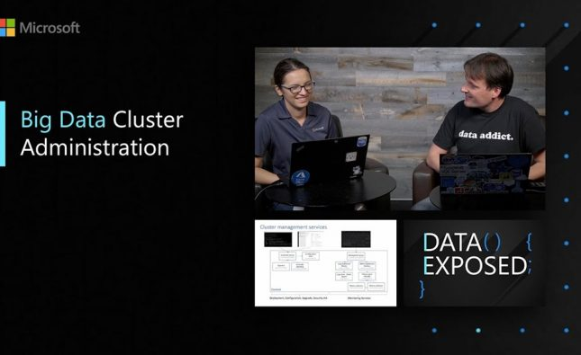 Big Data Cluster Administration