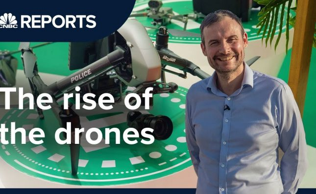 Drones Are Growing into a $100 Billion Industry