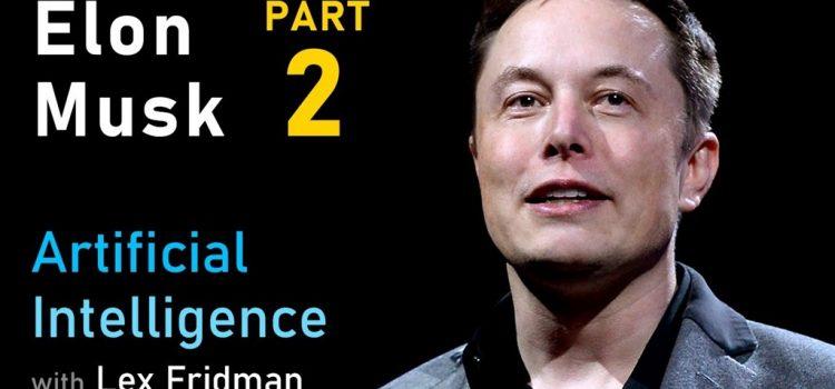 Elon Musk on Neuralink, AI, Autopilot, and the Pale Blue Dot