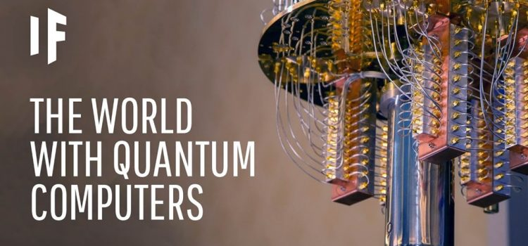 What If We Had Working Quantum Computers Today?