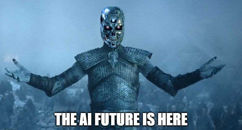 AI Is Here