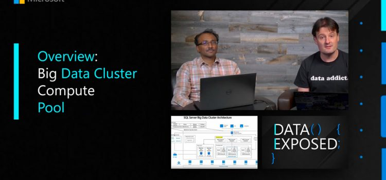 Big Data Cluster Compute Pool Overview