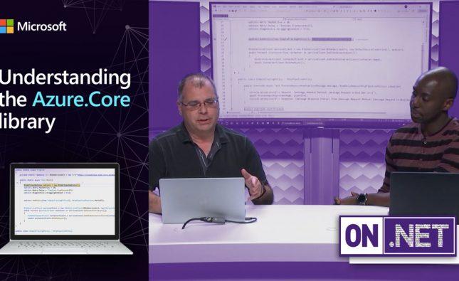 Understanding the Azure.Core library
