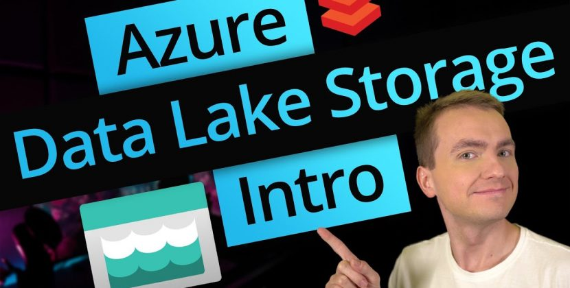 Introduction to Azure Data Lake Storage Gen 2