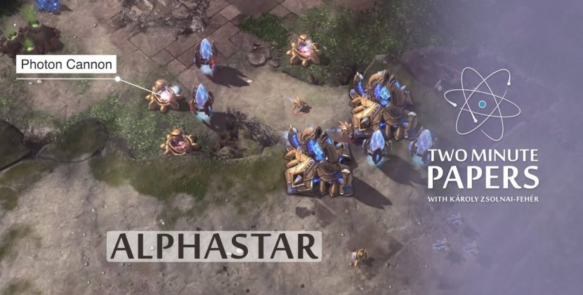 DeepMind's AlphaStar: A Grandmaster Level StarCraft 2 AI