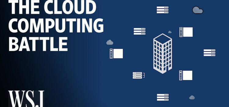 How Cloud Computing Became a Big Tech Battleground