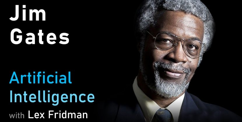 Jim Gates on Supersymmetry, String Theory and Proving Einstein Right