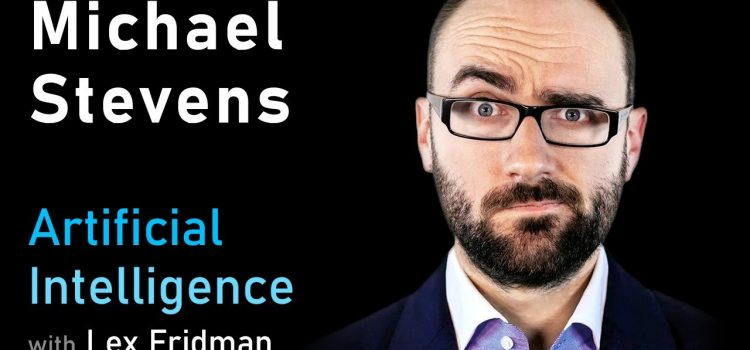 Vsauce's Michael Stevens on the AI Podcast