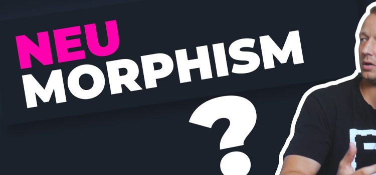 Could Neumorphism be the BIGGEST UI Design Trend of 2020?