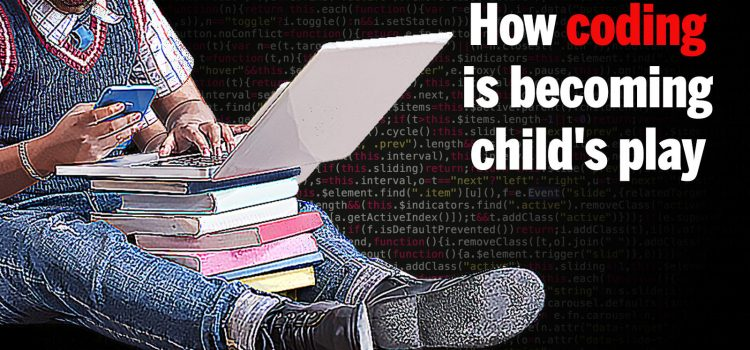 How Coding is Becoming Child's Play