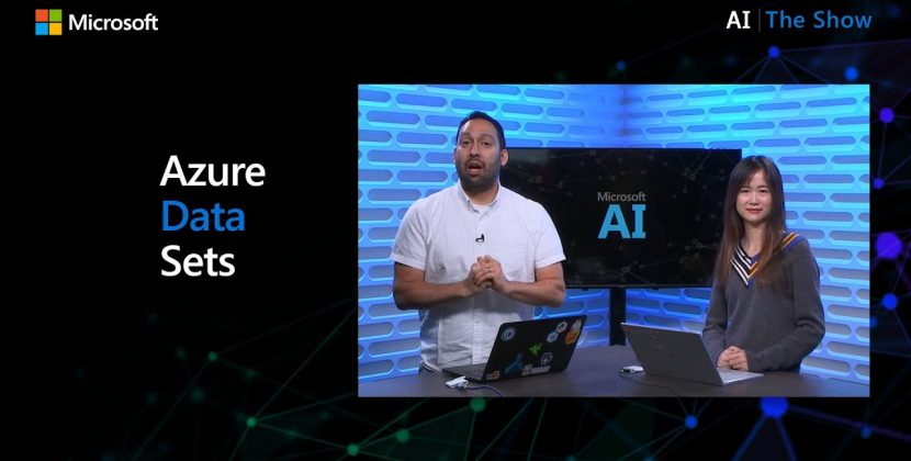 Azure Machine Learning Datasets