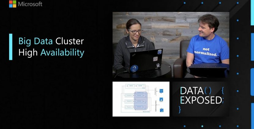 Big Data Cluster High Availability