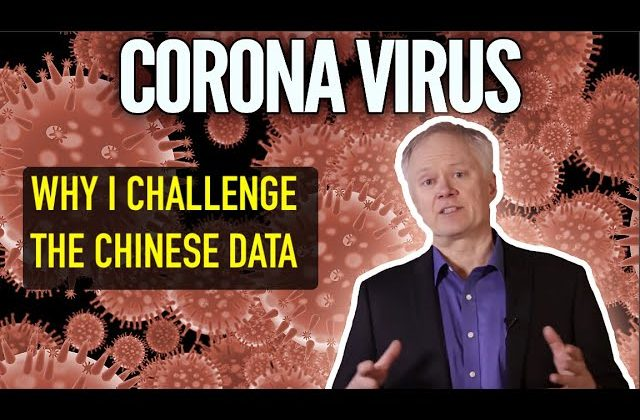 Scientist Challenges Chinese Coronavirus Data