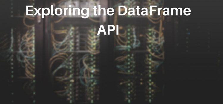 Exploring the C# Dataframe API